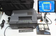 Epson ELP-3000 LCD Projector Works Great Complete w/Case Cables Manual 250 Lumen - http://electronics.goshoppins.com/monitors-projectors-accessories/epson-elp-3000-lcd-projector-works-great-complete-wcase-cables-manual-250-lumen/