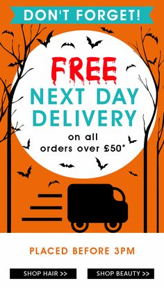 oct free NDD delivery