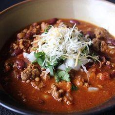 Debdoozie's Blue Ribbon Chili Recipe - Allrecipes.com