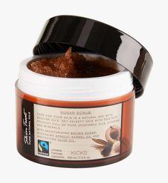 Skin Treat Pure Natural Oils Sugar Scrub Natural Oils, Brown Sugar, Nutella, Vitamins, Treats, Pure Products, Desserts, Beauty, Food