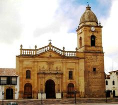 Catedral de Tunja, Boyacá, Colombia (RCC-2008). Notre Dame, Building, Travel, Colombia, Earth, Places To Visit, Countries, Viajes, Buildings
