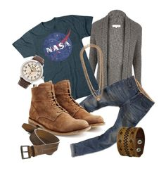 """""""chillin like an astronaut"""" by jeffrie-st-james ❤ liked on Polyvore featuring River Island, Officine Creative, Trask, Nemesis, Shinola, ALDO, mens, men, men's wear and mens wear"""
