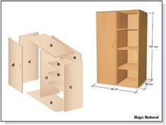 Planos para construir muebles de madera - Hazlo tú mismo - Taringa!