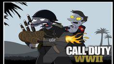 CALL OF DUTY WW 2 / ГОЛОВА ГИТЛЕРА #3