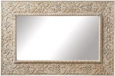 Pachai Mango Wood Wall Mirror 36Hx24Wx125D NATURAL ** Visit the image link more details. (This is an affiliate link and I receive a commission for the sales)