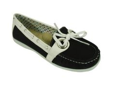 Spicy Women's Decorative Lace-up Moccasin Boat Shoes (F691) Spicy. $20.99