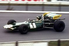 Jochen Rindt - Lotus 69 Cosworth FVA - Jochen Rindt Racing - XXXIII ADAC-Eifelrennen 1970