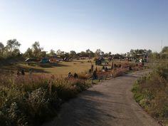 2012-10-11, 노을공원 캠핑장