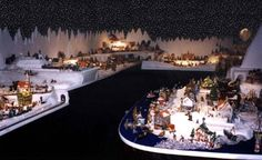 Karen Johns - Life in Phoenixville: Pat and Brad's Christmas Village!