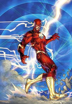 Flash by Jim Lee.