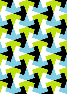 pattern - Pont de Neuilly - love this tessellation!