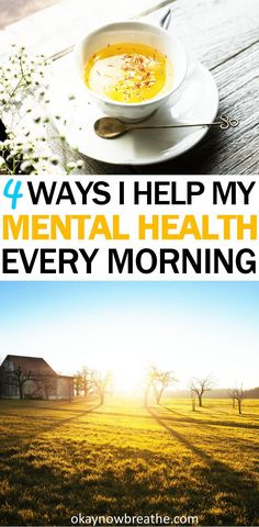 I wake up with anxiety, and I struggle with really bad depression symptoms. Here are 4 ways I focus on self-care and help my mental health every morning. Mental Health Quotes, Mental Health Awareness, Anxiety Relief, Stress Relief, Wellness Tips, Health And Wellness, Holistic Wellness, Anxiety Remedies, Sleep Remedies