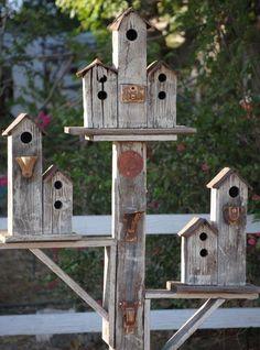 Beautiful Birdhouse Design and Ideas 1