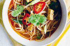 Red Thai Noodle Soup Recipe