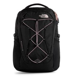 The North Face Borealis Womens Backpack - TNF Black/Ashen Purple The North Face, North Face Women, North Faces, North Face Backpack School, Womens School Backpack, Black North Face Backpack, Mint Blue, Purple, North Face Borealis