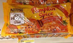 2014 New Pumpkin Products