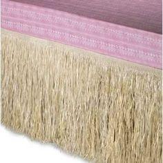 Natural Raffia Bed Skirt - Twin Size by Dean Miller Dean Miller Beach Bedding http://www.amazon.com/dp/B008950NZU/ref=cm_sw_r_pi_dp_D9ROvb12J90FA