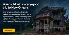 Win A Trip To New Orleans from Southwest