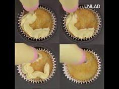 How To Make Piña Colada Cupcakes | LifeHacks