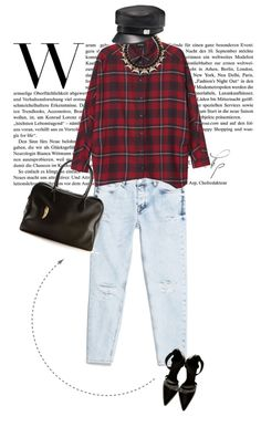 """Casual chic"" by curliciousinvasion on Polyvore"