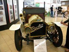 1907 Berliet C2 double-phaeton