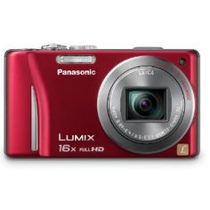 Panasonic Lumix DMC-ZS10 14.1 MP Digital Camera with 16x Wide Angle Optical Image Stabilized Zoom and Built-In GPS Function (Red) (Electronics)  http://www.picter.org/?p=B004KKZ0II
