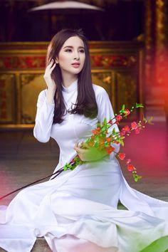 Sao Việt nào mặc áo dài trắng đẹp nhất? - Ảnh 20