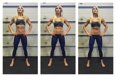 Heidi Powell Has the Best Advice for Getting Rid of Your Tummy Pooch