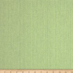 Robert Allen Promo Cumbria Sage from @fabricdotcom  This lightweight polyester fabric is appropriate for window treatments and accent pillows. Colors include shades of green.