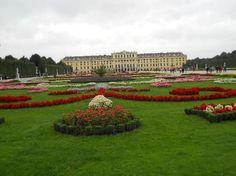 Château de Schönbrunn : the gardens