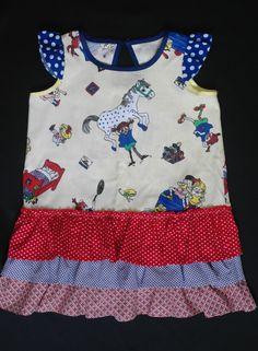 Specialbeställd pippiklänning  Grace of Sweden