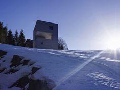 Schutzhütte by Marte Marte Architects