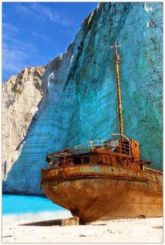 Art Symphony: Zakynthos island, Greece