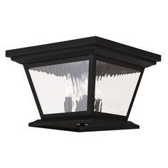 Livex Lighting Hathaway 20249 Outdoor Ceiling Lights - 20249-07