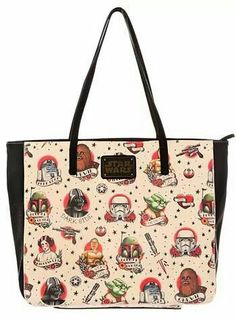 American traditional style star wars bag