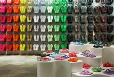Havaianas Store / Isay Weinfeld