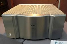 Viola Maestoso stereo power amplifier