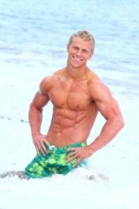 Sean Lowe from the Bachelorette.