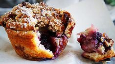 Apple and blueberry crumble charlotte recipe : SBS Food Best Apples For Baking, Charlotte Cake, Delicious Desserts, Dessert Recipes, Apple Recipes Easy, Sbs Food, Best Bread Recipe, Blueberry Crumble, Muffin Recipes