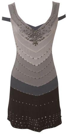 Karen Millen Studded dress