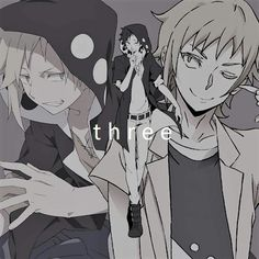 Kano | Kagerou project