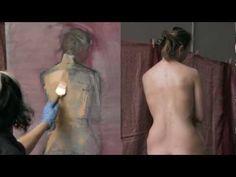 Mary Beth McKenzie: Portrait Painting Demonstration - YouTube