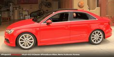 Project A3 Sedan: Suspension and Brakes - Fourtitude.com