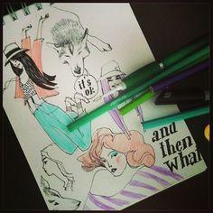 doodlings...
