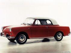 Volkswagen 1500 Notchback Cabriolet Concept (1961)