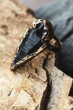 Bohobo Collective Abyss Ring