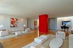 Modern Bel Air House by Archibald Quincy Jones