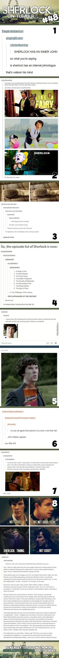 Sherlock On Tumblr