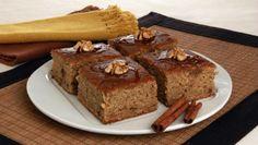 Que tal preparar um bolo de nozes integral simples e caseiro para aumentar a quantidade de fibras do seu dia? Confira receitas deliciosas que separamos.