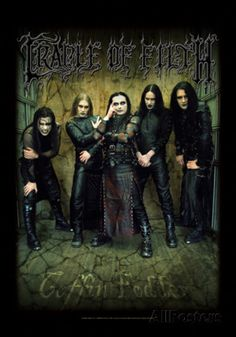 Cradle of Filth - Merged Poster Photo at AllPosters.com